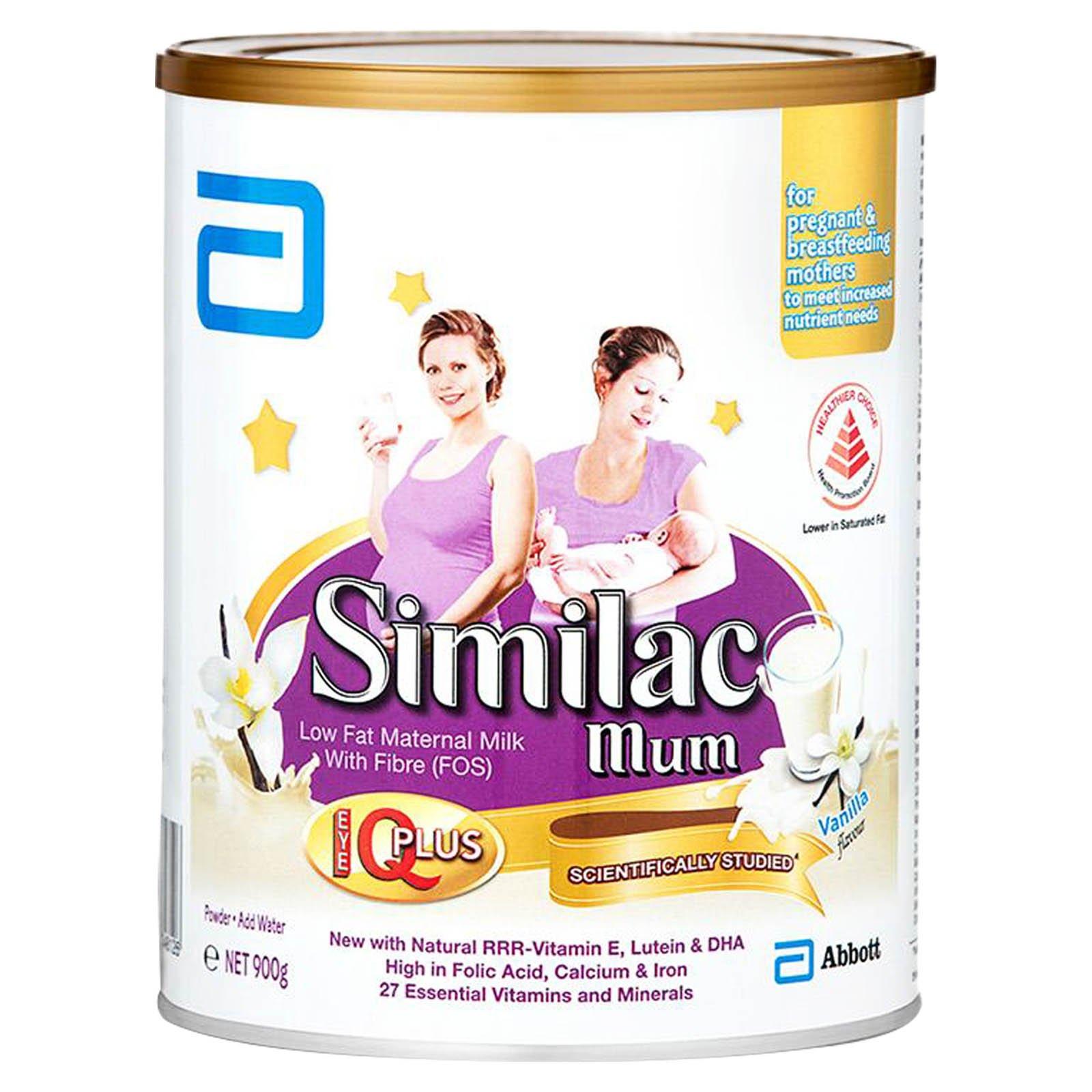 Similac Mum Eye-Q (IQ) 900gm