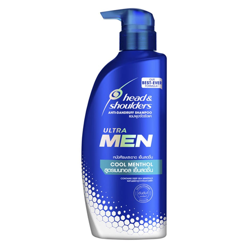 Head & Shoulders- 720ml (Ultra Men - Cool Menthol)