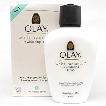 Olay White Radiance UV Whitening Lotion (75ml)