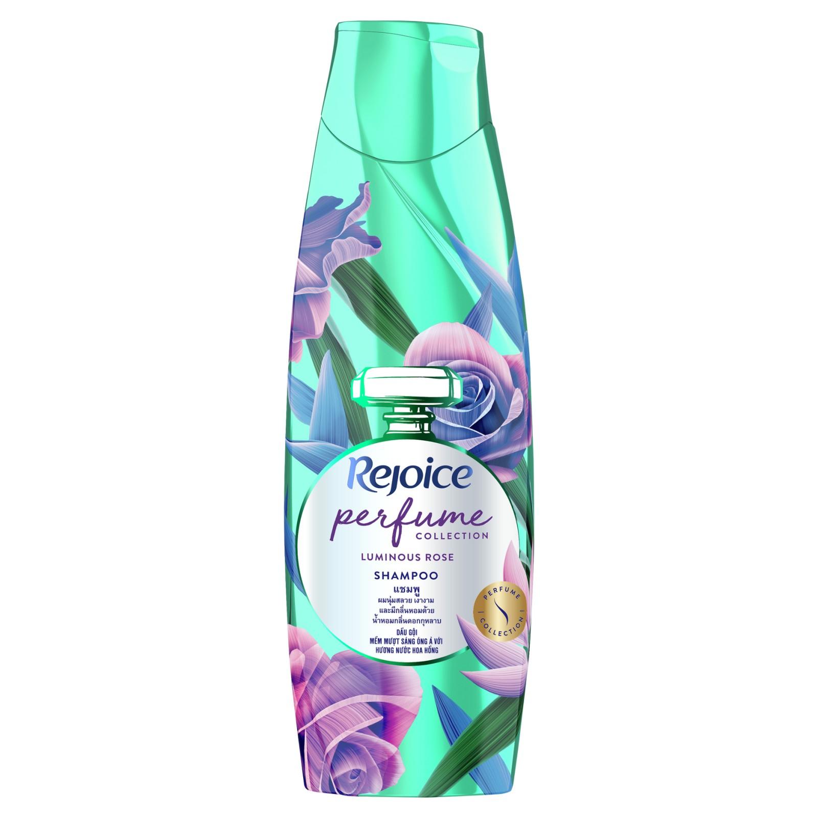 Rejoice Luminous Rose Shampoo 170ml