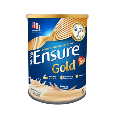 Ensure Gold (Wheat) 400g