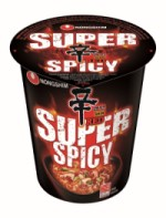 NONG SHIM Cup Noodle Shin Red Super Spicy 68g