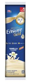 Ensure Gold Vanilla Sachet 60.6gm