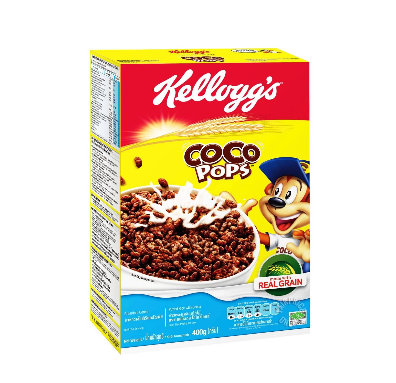 Coco Pops 400gx18