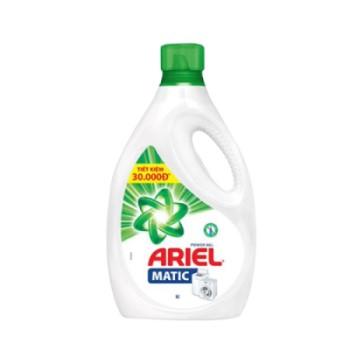 Ariel Liquid Quick Clean
