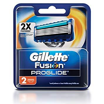 Gillette Fusion Cart 2s