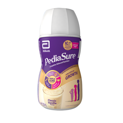 PediaSure Supersonic Vanilla liquid