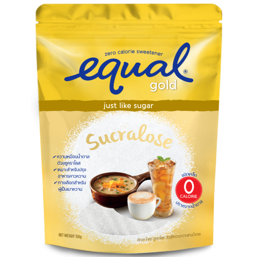 Equal Gold 150g (Sugarly)