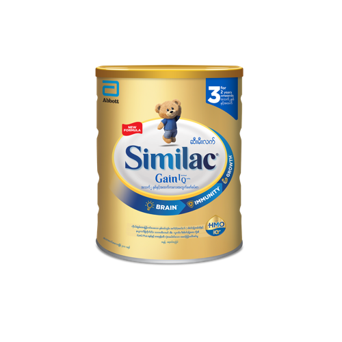 Similac Gain IQ HMO-Stage 3 400g
