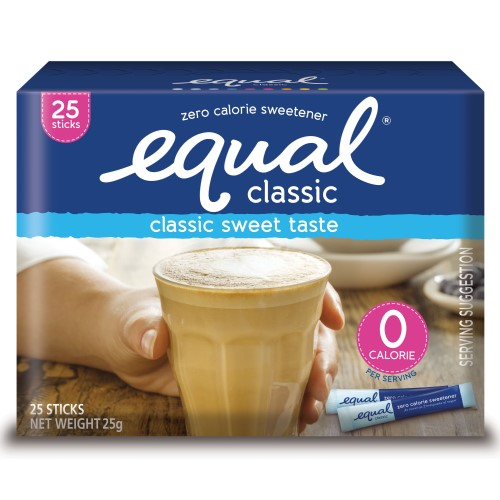 Equal Classic 25`S 25g