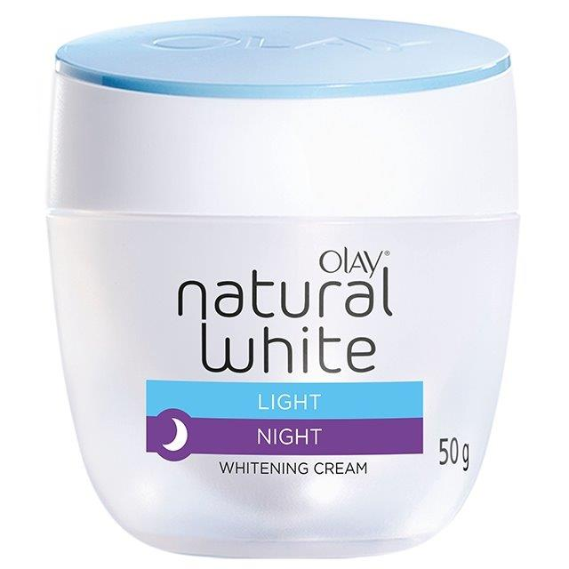 Olay Natural White Light Night Shine (50g)