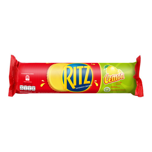 Ritz Sandwich Lemon (118g)