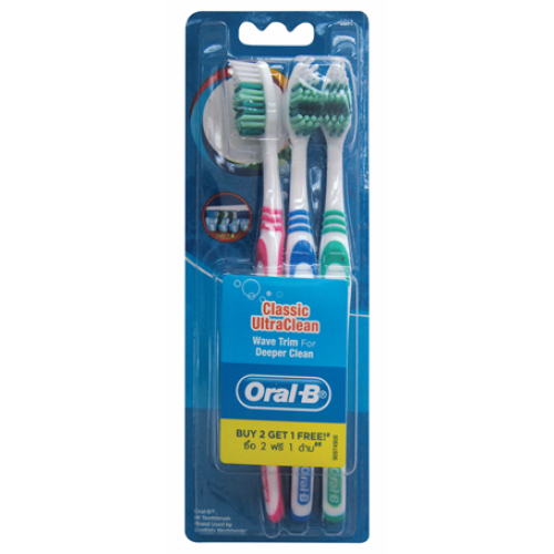 Oral-B Classic Soft (2+1)