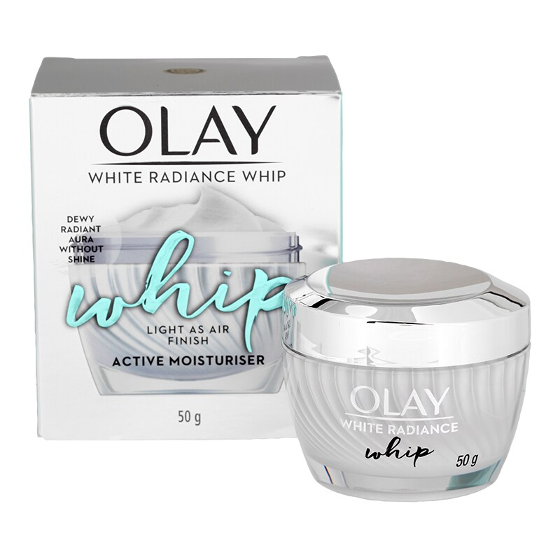 Olay White Radiance Whip Cream 50g