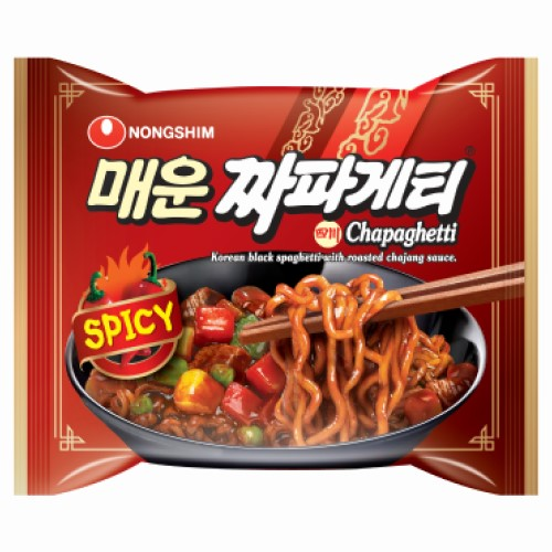 NONG SHIM Chapaghetti Spicy Noodle 137g