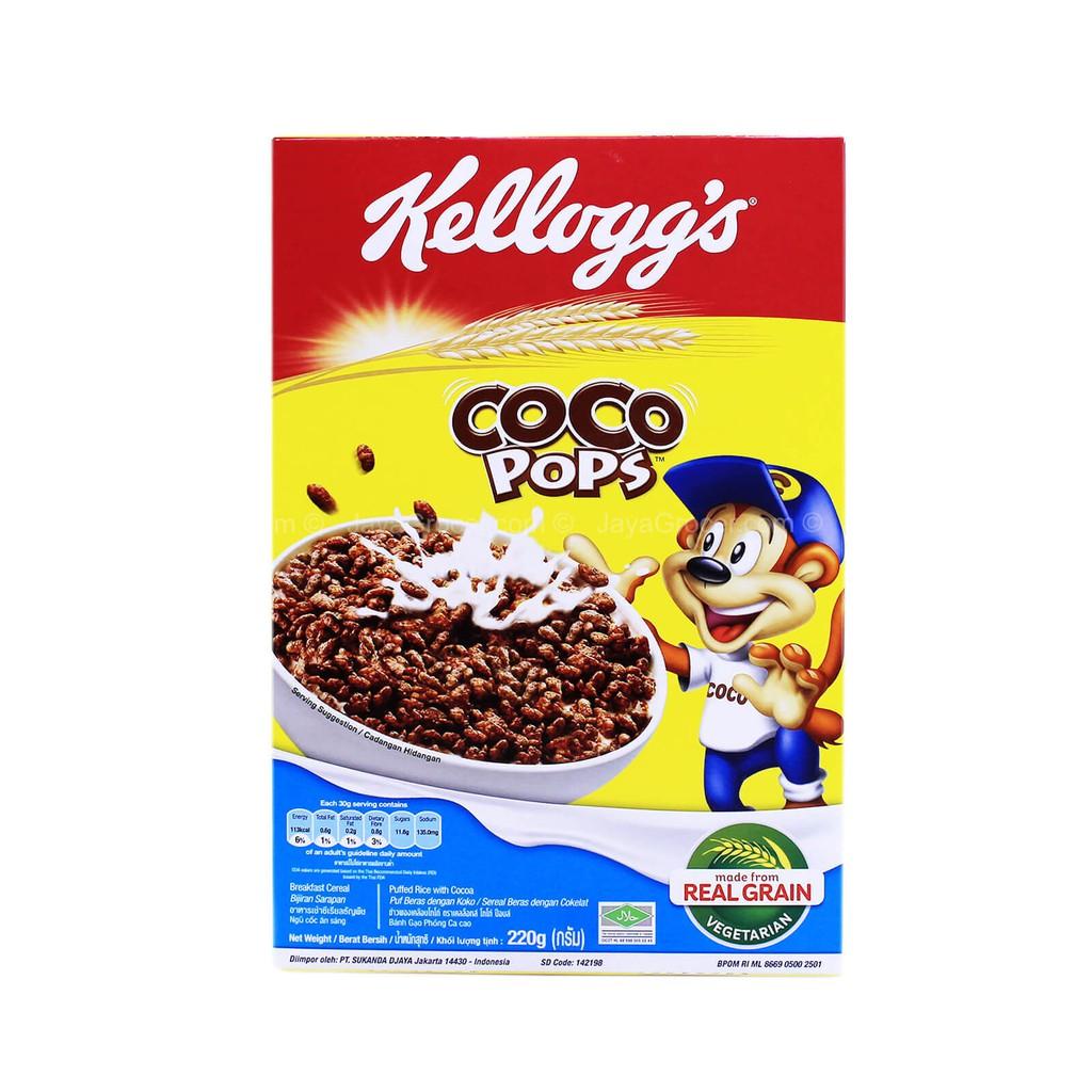 Coco Pops 220gx18