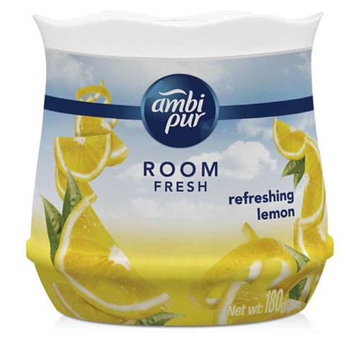 Ambi Pur GEL Fresh Refreshing Lemon 180g