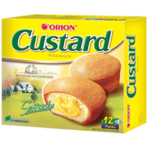Orion Custard 12p 23g