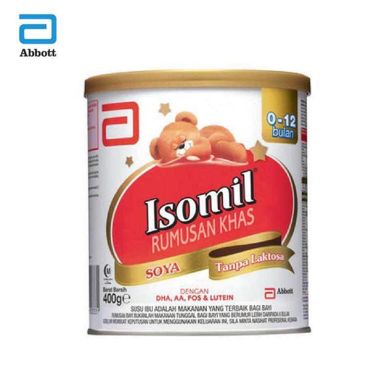 Isomil Infant Powder (Intelli-Pro) (ML)400g