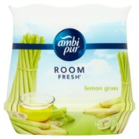 Ambi Pur Gel Lemon Grass 180g