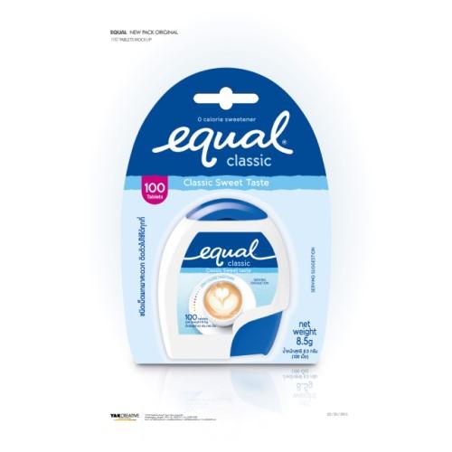 Equal Classic 100 TAB 8.5g