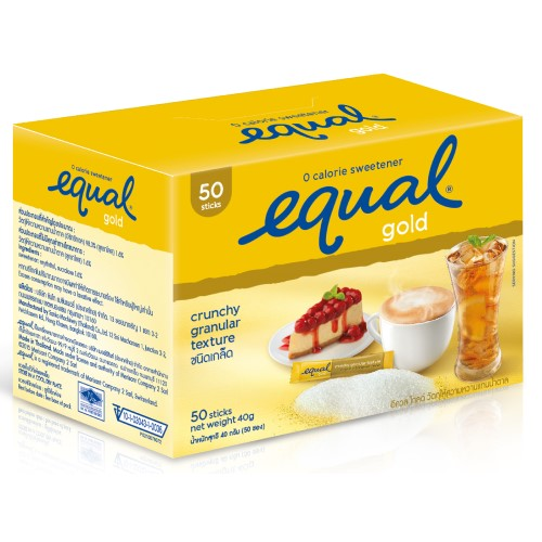 Equal Gold 50`S 40G