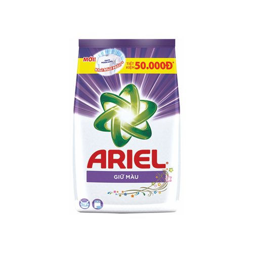ARIEL LAU Pwd Quick Clean Color -720g