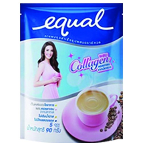 Equal Coffee 5`S 90g
