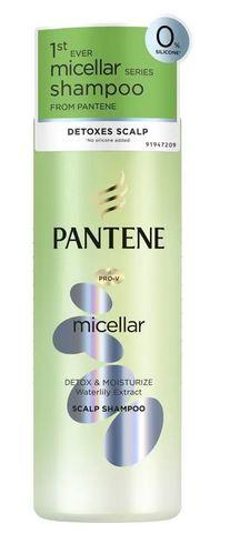 Pantene Con 530ml (Micellar Detox & Moisturize)
