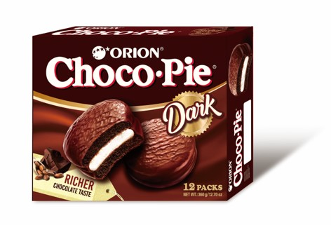 Orion Choco-Pie Dark 12p 30g