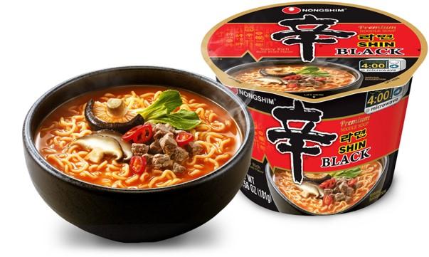 NONG SHIM Shin Ramyun Black Big Bowl Noodle