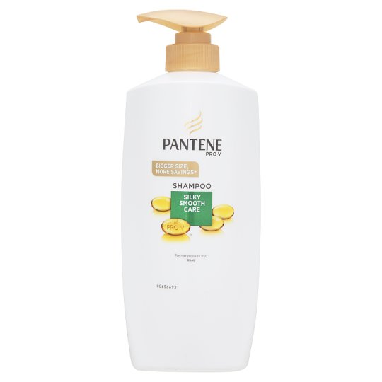 Pantene 750ml-(Silky Smooth)