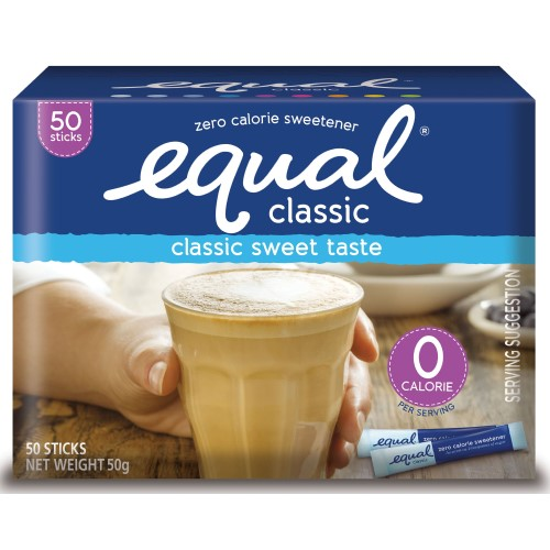 Equal Classic 50`S 50g