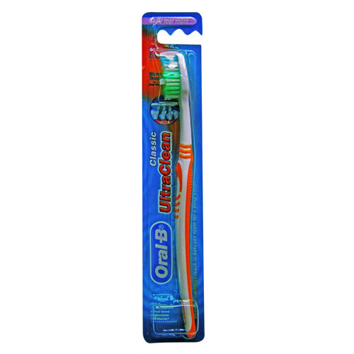 Oral B Toothbrush Ultra Clean Classic