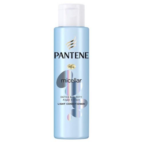 Pantene Shampoo 300ml (Micellar Detox & Purify)