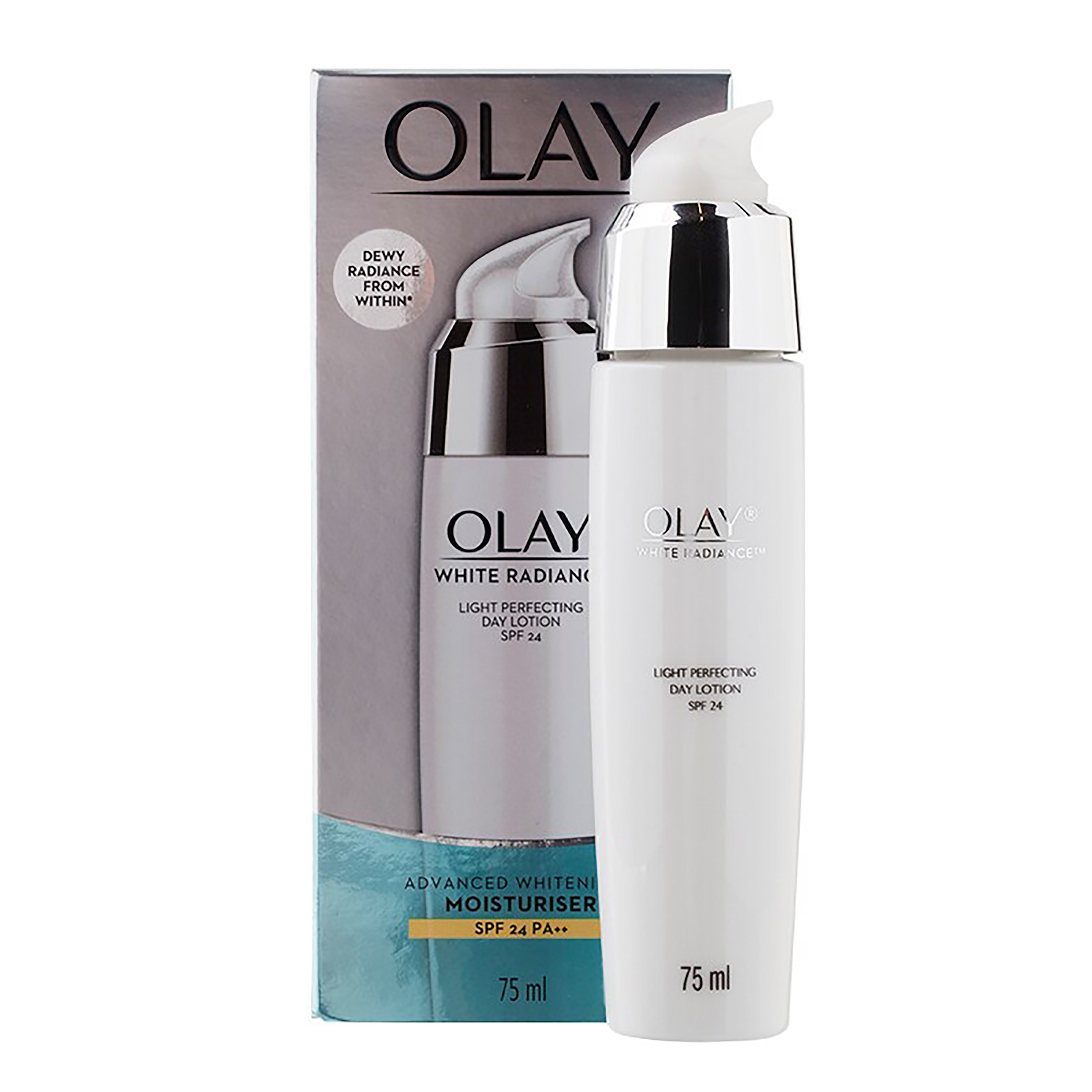 Olay White Radiance Cellucent Lotion SPF-24 Pa+++  75ml
