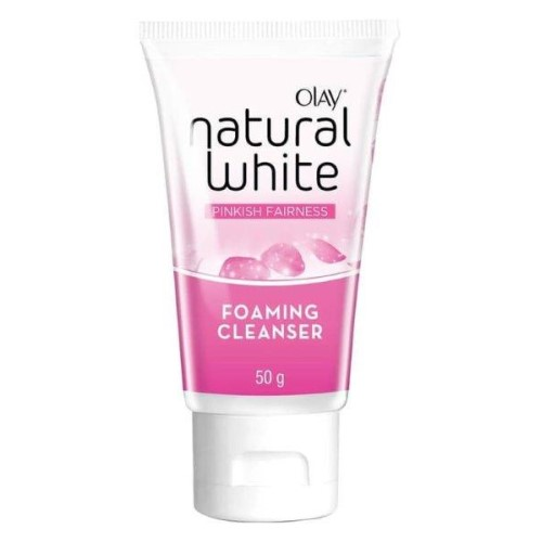 Olay Natural White Foaming Cleanser (50g)