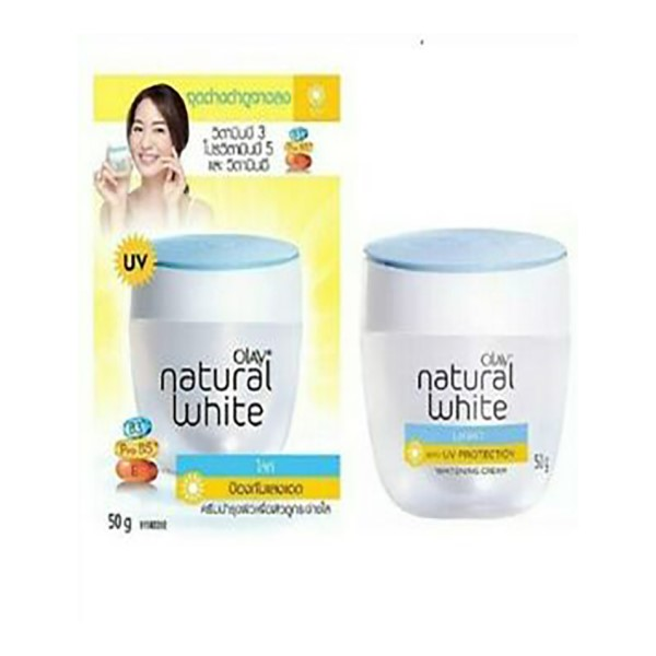 Olay Natural White Light 50g