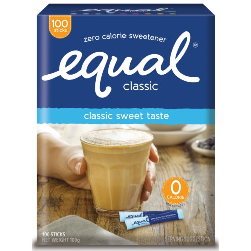 Equal Classic 100`S 100g