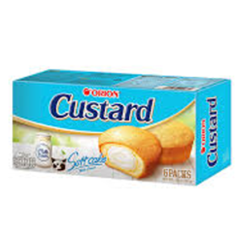 Orion Custard Milk 6p 23g