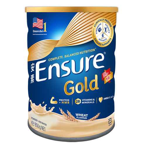Ensure Gold (Wheat) 850g