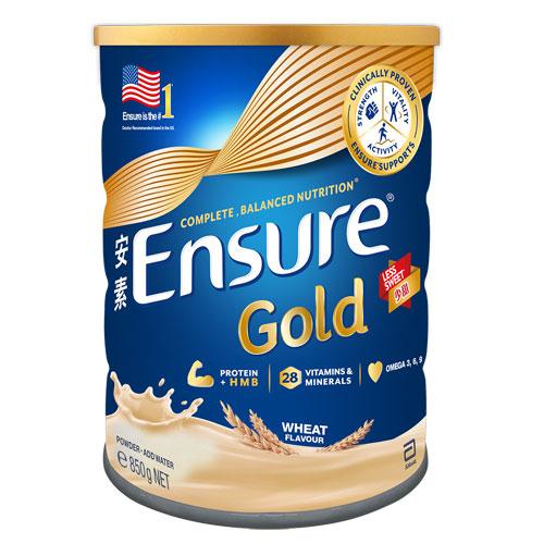 Ensure Gold (Wheat) 850g