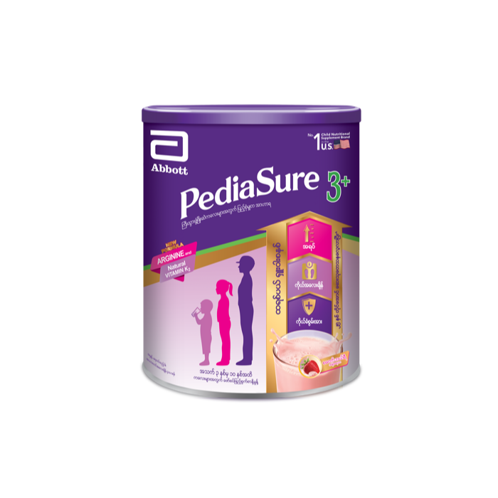 PediaSure 3+  Strawberry 400g
