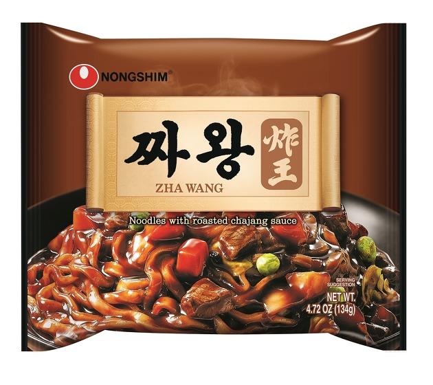 NONG SHIM Zha Wang Premium Chapagetti 134g